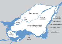 List of bridges to the Island of Montreal