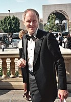 Lithgow at the Primetime Emmy Awards in 1988
