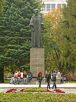 Marie Curie Monument in Lublin