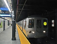 The 53rd Street station