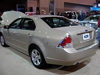 Ford Fusion (US; pre-facelift)
