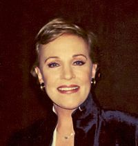 Andrews pictured in 2003, the year she was nominated for an Emmy Award for Eloise at Christmastime