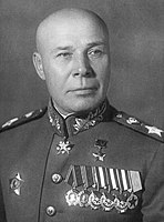 Marshal Timoshenko (born in the Budjak region) commanded numerous fronts throughout the war, including the Southwestern Front east of Kyiv in 1941.