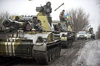 OSCE SMM monitoring the movement of heavy weaponry in eastern Ukraine, 4 March 2015