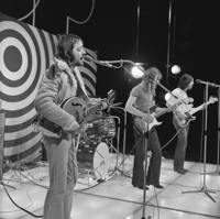 Fairport Convention in a Dutch television show in 1972