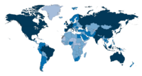List of continents by GDP (nominal)