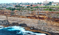 Vaucluse clifftop homes.
