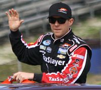 Regan Smith finished third in the championship, 72 points behind Dillon.