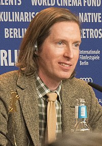 Director Wes Anderson, who featured Norton in three of his films