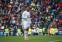 By March 2016, Ronaldo had scored 252 goals in 228 matches in La Liga to become the competition's second-highest goalscorer.