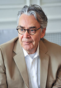 Howard Shore, composer of the music of the films.