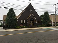 Most Blessed Sacrament Parish, also located in Greenwood, is one of Wakefield's preeminent Catholic places of worship.
