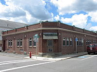 The headquarters of The Wakefield Daily Item