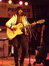 Buffy Sainte Marie spent part of her childhood in Wakefield.
