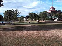 Wakefield Lower Common as seen on July 9, 2010