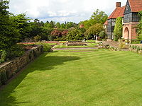 Lawns at RHS Garden, Wisley