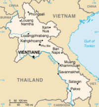 Laotian Civil War
