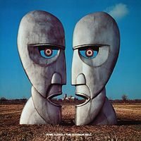 The album artwork for The Division Bell, designed by Storm Thorgerson, was intended to represent the absence of Barrett and Waters from the band.