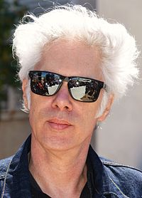 Waits appeared in several films by Jim Jarmusch (pictured in 2013)