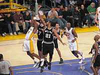 Lakers–Spurs rivalry