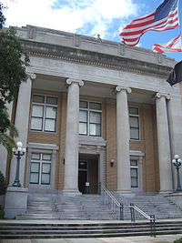 The Old Pinellas County Courthouse in Clearwater