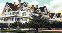 The Belleview Biltmore hotel built by Henry Plant