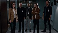 List of Criminal Minds: Beyond Borders characters