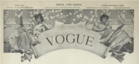 Header used for issues between 1892 and 1906