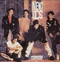 Step by Step (New Kids on the Block song)