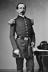 Brig. Gen. Thomas J. Wood chose to obey a questionable order from Rosecrans to reposition his division. In doing so, he opened up a crucial gap in the Union lines.
