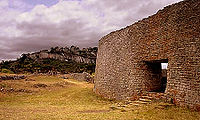 Ruins of Great Zimbabwe (flourished eleventh to fifteenth centuries)