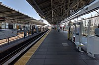 Lougheed Town Centre station