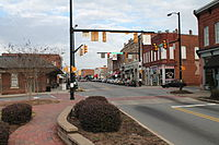 Mooresville Historic District