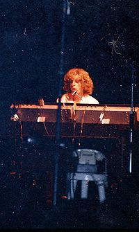 John Evan, an old schoolfriend and bandmate, joined the band in April 1970, after several invitations to do so