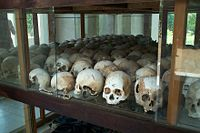 During the Khmer Rouge regime led by Pol Pot, 1.5 to 2 million people died due to the policies of his four-year premiership.