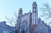 Yale's motto means light and truth.