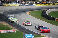 Lime Rock, a home of the American Le Mans Series