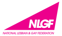 Previous logo of the NLGF, until 2014