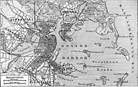 """South Boston in 1888 (""""Süd Boston"""" on this German map.)"""