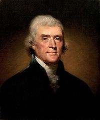 Presidency of Thomas Jefferson
