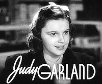 Garland in Love Finds Andy Hardy (1938)