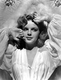 Promotional image for Presenting Lily Mars (1943)