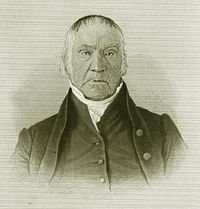 Oliver Chace (1769–1852) founder of the Valley Falls Company in 1839