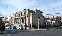 Bayonne Free Public Library and Cultural Center