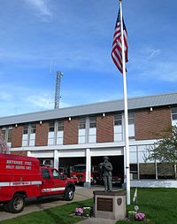 Fire Station # 3