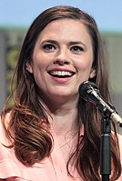 Hayley Atwell portrays the character.