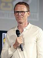Paul Bettany portrays Vision