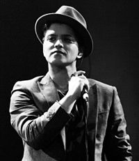 List of awards and nominations received by Bruno Mars