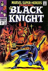 Black Knight (Dane Whitman)