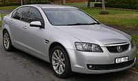 Holden Commodore (VE)